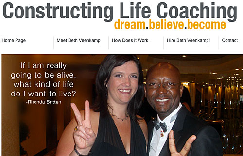 Beth Veenkamp's Constructing Life Coaching