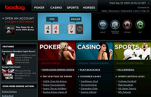Bodog Entertainment