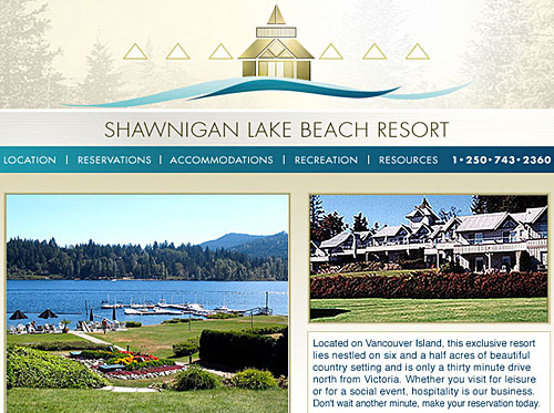 Shawnigan Lake Beach Resort